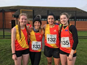 The Junior Cross Country