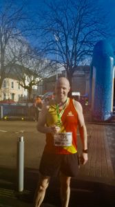 Gavin Hynds - Dune Half Marathon