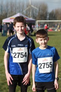 Oliver Robinson and Calum Kent - Flahavan's Primary Race