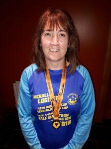 Carmel Tumelty - Bohermeen Half Marathon